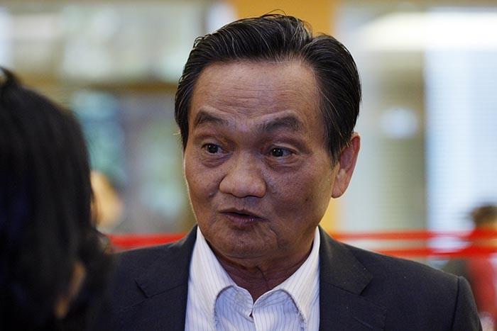 Đại biểu Quốc hội Trần Du Lịch (ảnh: Việt Hưng)
