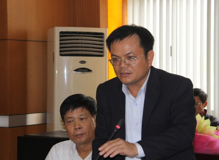 Ông Phạm Văn Chất - tân Chủ tịch kiêm Tổng giám đốc PVTex