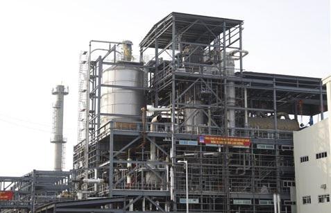 Nhà máy xơ sợi Đình Vũ được kỳ vọng sẽ giúp Việt Nam tự chủ một phần nguyên liệu dệt may.