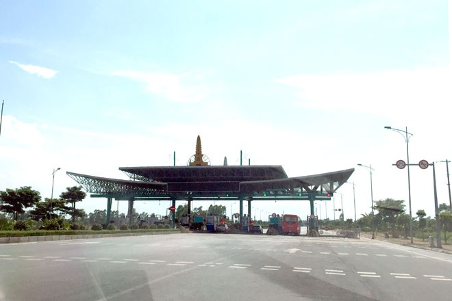 Trạm thu phí BOT Mỹ Lộc - Nam Định