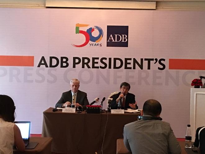 ADB kỳ vọng Việt Nam sẽ đạt được mức tăng trưởng 6,7% trong năm 2016, bằng với mức của năm 2015.