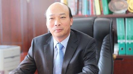 Ông Lê Minh Chuẩn, người có mức lương cao nhất tại Vinacomin