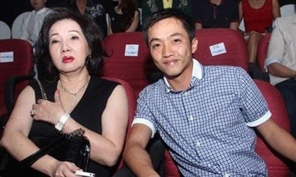 Bà Nguyễn Thị Như Loan và ông Nguyễn Quốc Cường