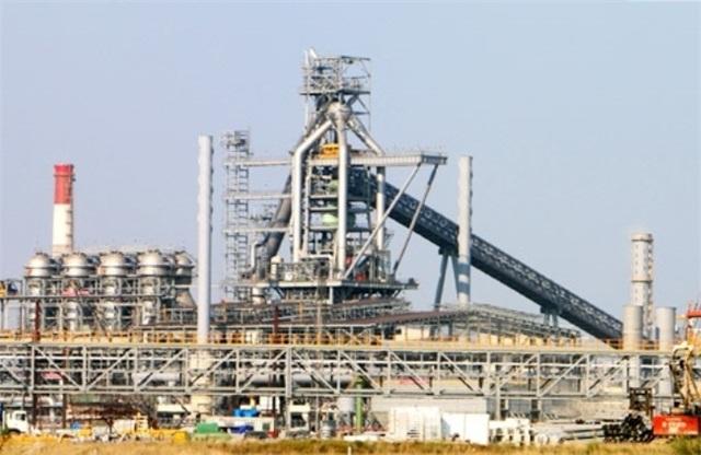 Truyền thông Đài Loan cho rằng, lò cao số 1 thuộc Khu liên hiệp gang thép của Formosa phải hoãn khánh thành do bị truy thu 70 triệu USD tiền thuế
