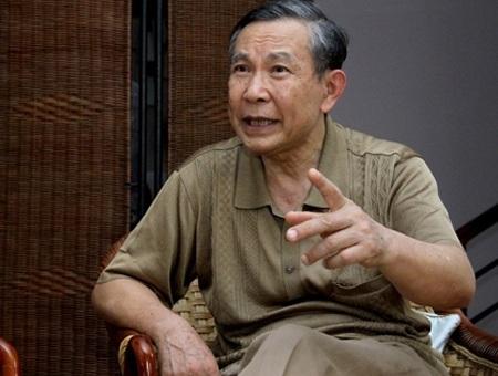 Ông Vũ Quốc Hùng - Nguyên Phó Chủ nhiệm Ủy ban Kiểm tra Trung ương (ảnh: LĐ)