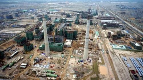 Formosa từng là niềm tự hào của Hà Tĩnh về thành tích đầu tư và triển vọng thúc đẩy kinh tế địa phương