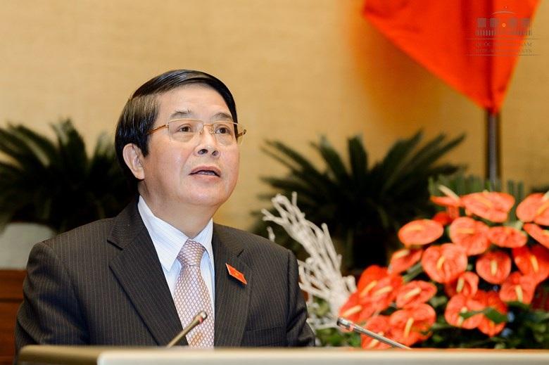 Ông Nguyễn Đức Hải, Chủ nhiệm Ủy ban Tài chính Ngân sách của Quốc hội