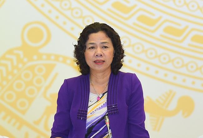 Thứ trưởng Bộ Tài chính Vũ Thị Mai:Có 5 trạm thu phí ở mức rất đắt đỏ
