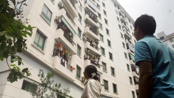 Người thu nhập thấp rất khó đủ tài chính để mua nhà ở