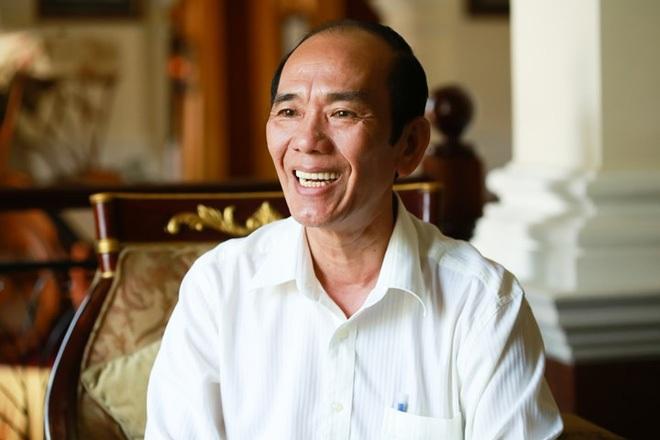Ông Võ Trường Thành vẫn đang là cổ đông cá nhân lớn nhất của TTF