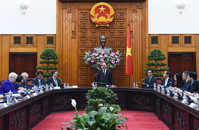 Lần đầu tiên, Hoa Kỳ có số lượng lớn 37 DN hàng đầu đến Việt Nam tìm cơ hội đầu tư kinh doanh