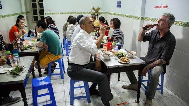 Món quà từ Tổng thống Obama vẫn chưa mang lại kỳ tích cho Habeco trong việc vực dậy kết quả kinh doanh lao dốc đầu năm nay