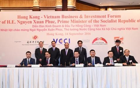 Doanh nghiệp hai bên ký các hợp đồng, thỏa thuận hợp tác trị giá gần 10 tỷ USD