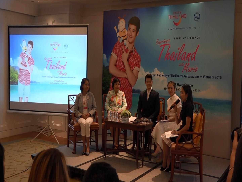 Du lịch Thái Lan muốn mang nụ cười thân thiện của người Thái đến Việt Nam.