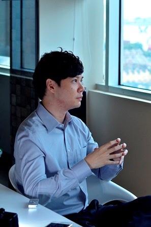 Với Tín, thực tế của việc khởi nghiệp khác xa so với những gì tưởng tượng.(Ảnh: Phạm Nguyễn)
