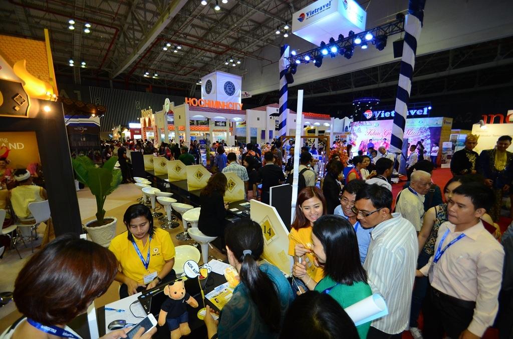 Dự kiến ITE HCMC 2016 sẽ thu hút trên 30 ngàn lượt khách.