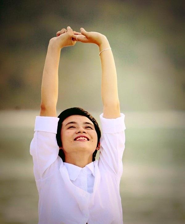 Nụ cười toả nắng của Ngọc Nữ vẫn còn lưu trong tâm trí của nhiều người.