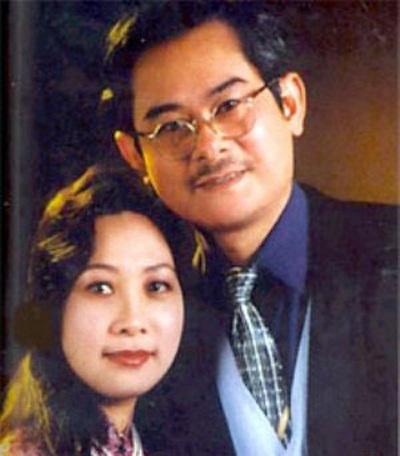 Vợ chồng cố NSND Phương Thanh và cố NSND Anh Dũng đều được truy tặng NSND khi đã qua đời. Ảnh: TL.