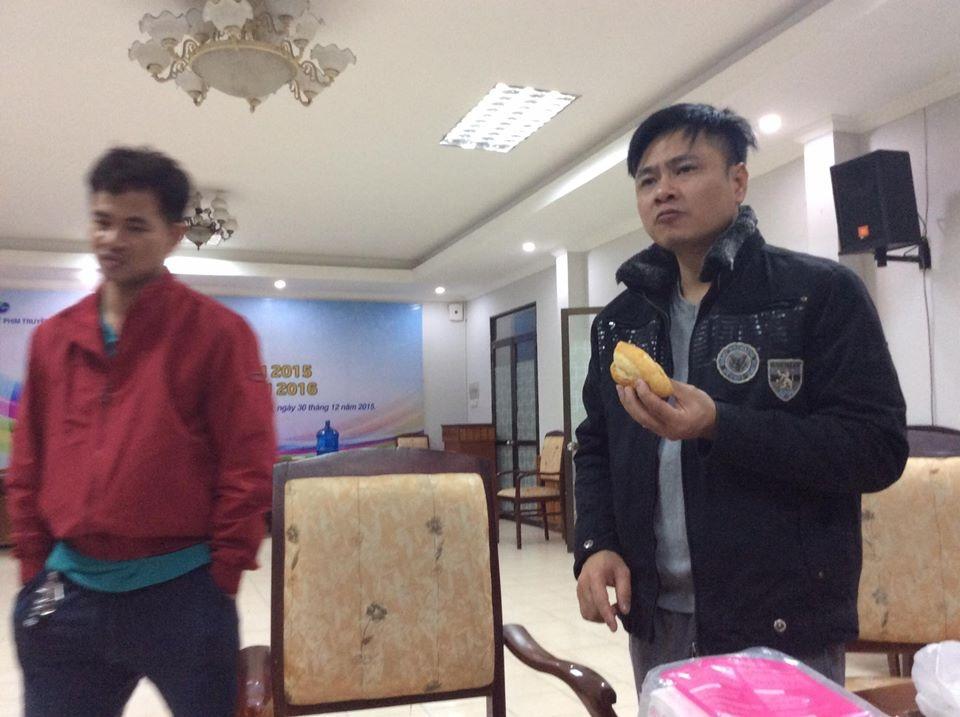 Xuân Bắc, Chí Trung phờ phạc khi bắt tay vào tập Táo Quân - 3