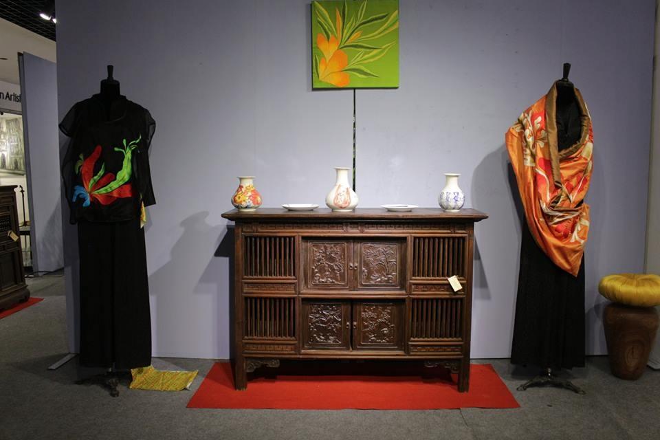 Không gian của sự kiện này sẽ trưng bày nhiều tác phẩm đậm hồn Việt.