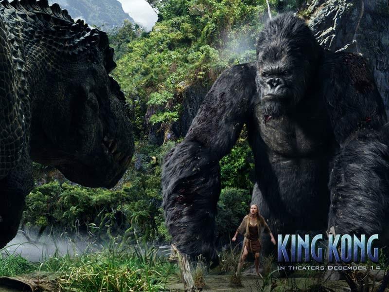 """Trước khi tiến hành quay ở Việt Nam, """"Kong: Skull Island"""" đã quay tại Mỹ và Úc. Ảnh: TL."""