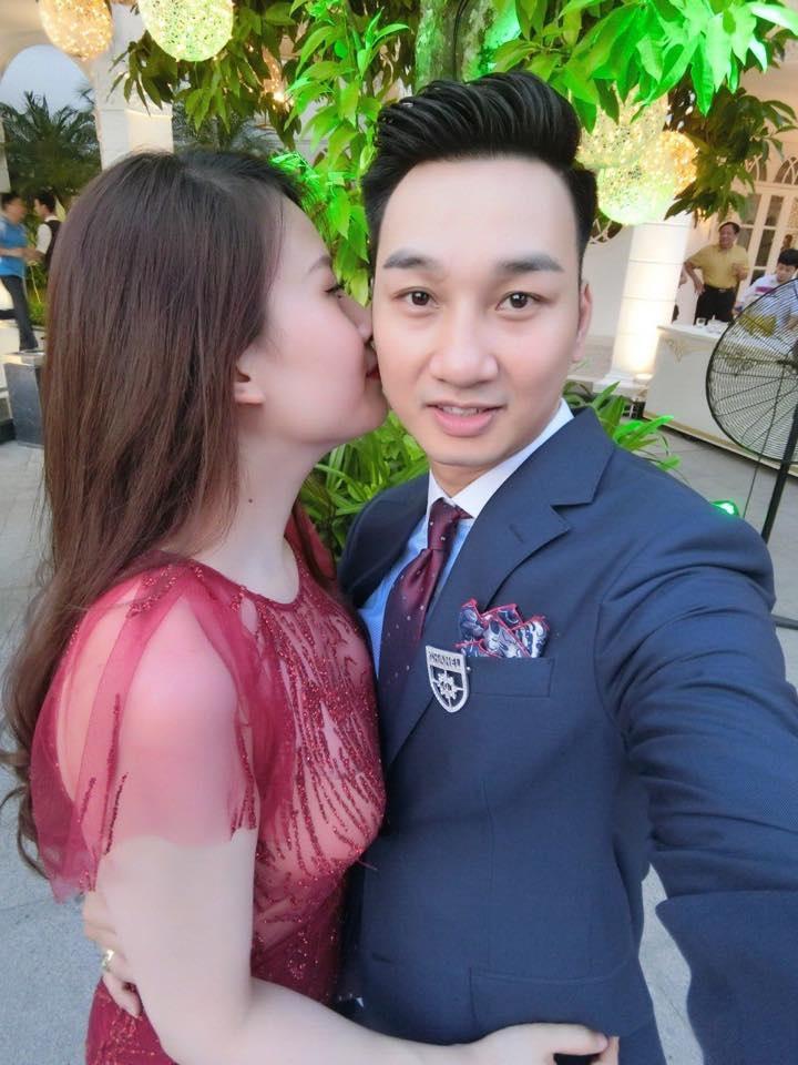 Thành Trung và bạn gái