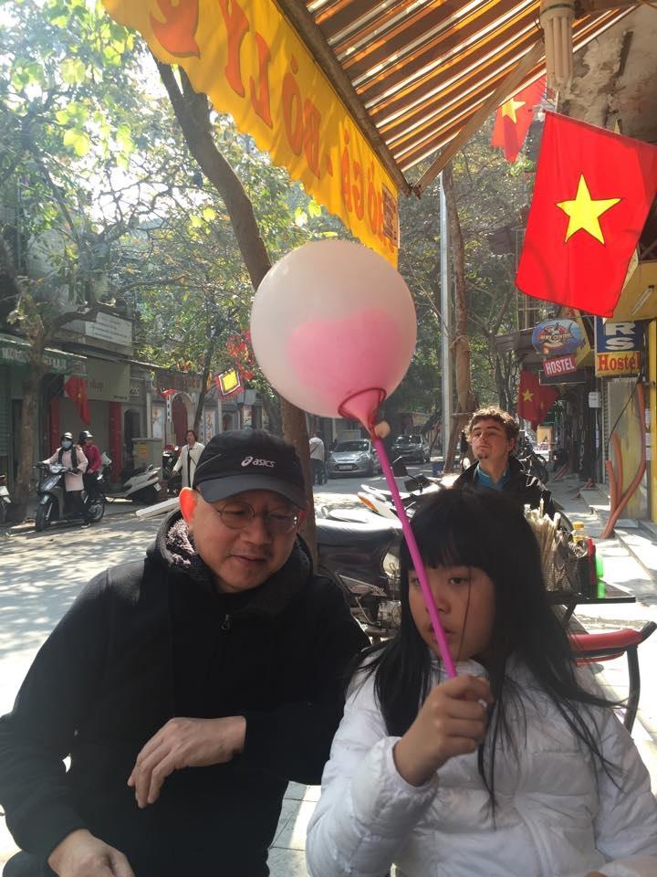 Những hình ảnh hạnh phúc của sao Việt sáng mồng 1 Tết - 10