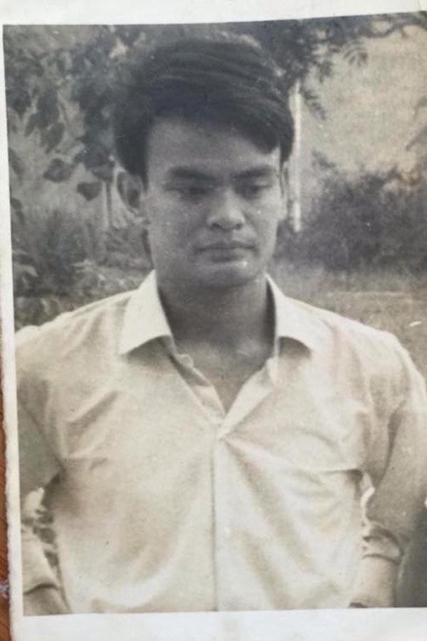 Nhạc sỹ Thanh Tùng lúc còn trẻ. Ảnh: GĐCC.