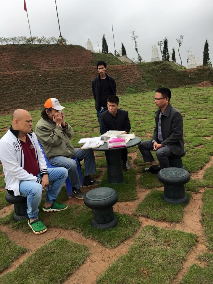 Nhạc sĩ Thanh Tùng được an táng trên khu đất rộng 3000m2 - 1