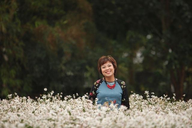 Nữ đạo diễn Đặng Thái Huyền.