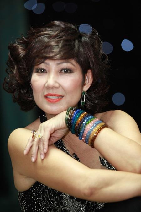 Chính âm nhạc đã đưa Kim Anh trở lại với cuộc đời sau 12 năm trượt dài trong ma tuý. Ảnh: TL.