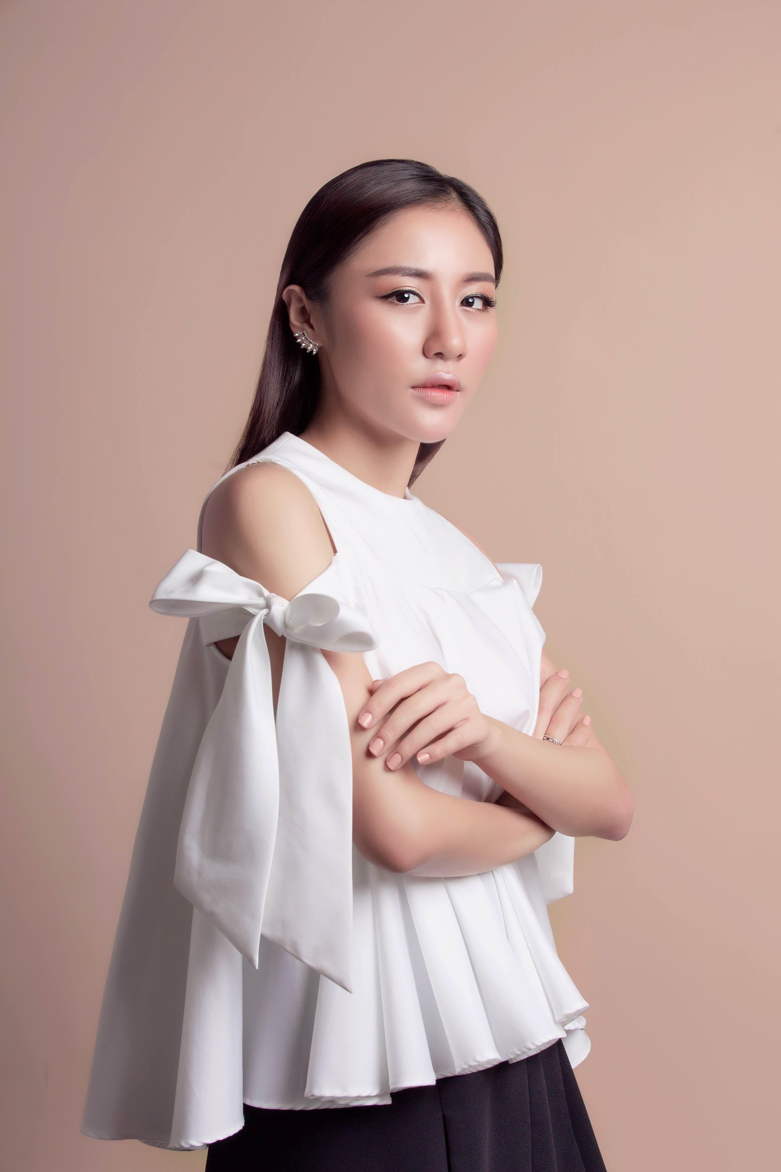 Từng có kinh nghiệm ngồi ghế nóng của nhiều chương trình, Văn Mai Hương được kỳ vọng sẽ làm nên chuyện ở Vietnam Idol Kids. Ảnh: HT.