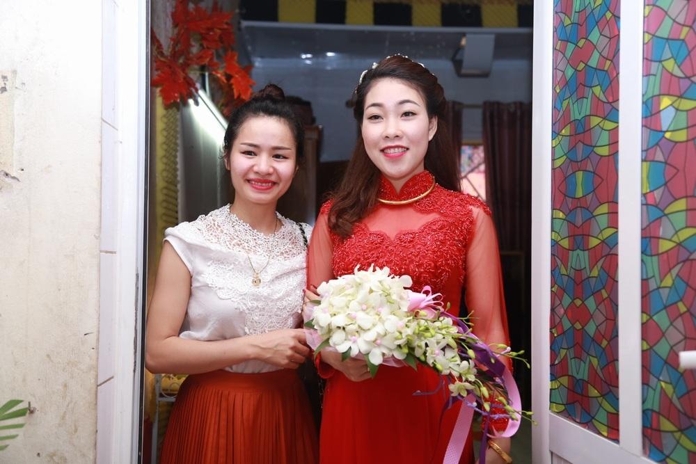 Được biết, vợ ba của Hiệp Gà tên Diệu Thuý, sinh năm 1988, quê ở Quảng Ninh và chưa hề lập gia đình. Trước khi tổ chức đám cưới ở Hưng Yên, Hiệp Gà đã tiến hành lễ rước dâu từ Quảng Ninh về Hưng Yên hôm 9/4.