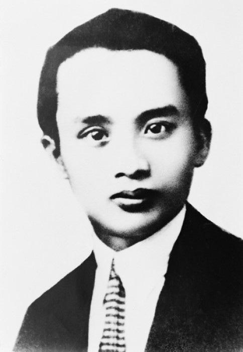 Chân dung cố Tổng Bí thư Hà Huy Tập. Ảnh: Internet.