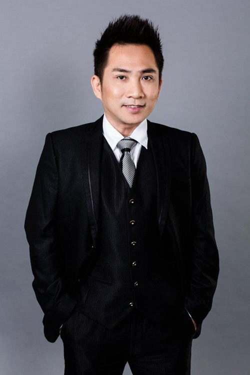 Ca sĩ Quang Thành.