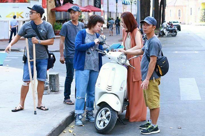 Đặng Thái Huyền làm phim về tình trạng bạo lực tinh thần trong gia đình Việt - 2