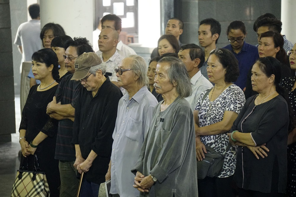 Phó Thủ tướng Vũ Đức Đam tiễn biệt danh họa Nguyễn Tư Nghiêm - 17
