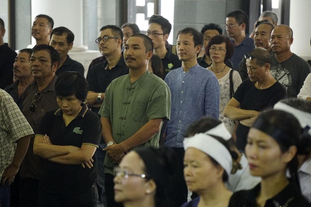 Phó Thủ tướng Vũ Đức Đam tiễn biệt danh họa Nguyễn Tư Nghiêm - 18