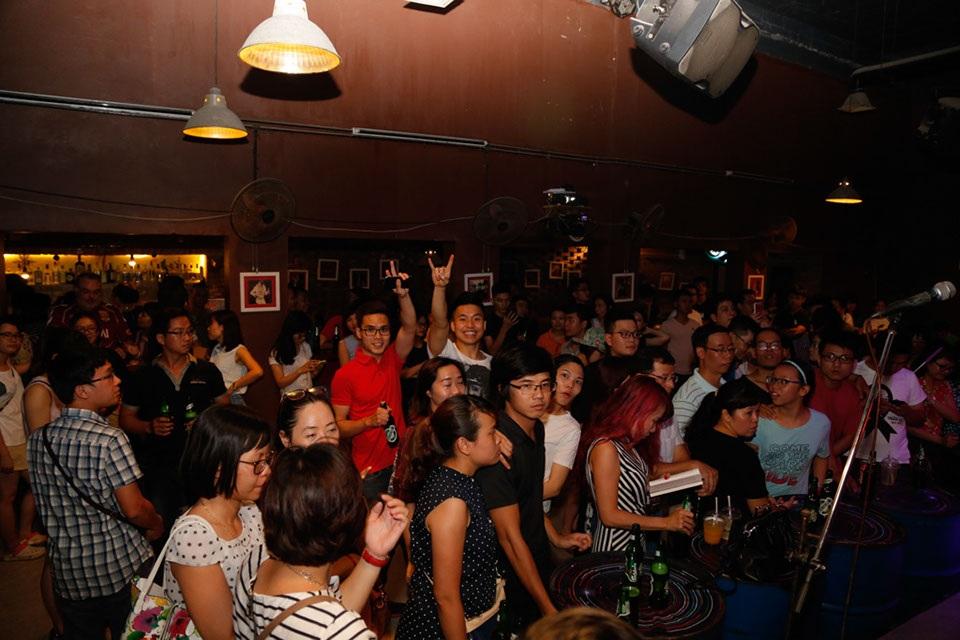 Đêm nhạc tưởng niệm 100 ngày mất của Trần Lập chật kín khán giả - 12