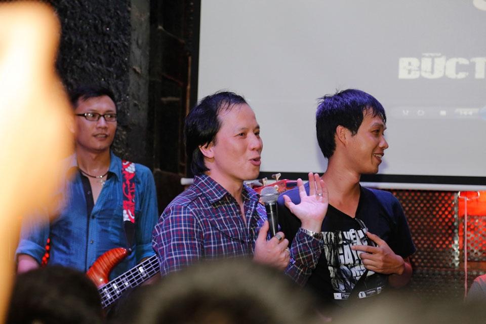 Đêm nhạc tưởng niệm 100 ngày mất của Trần Lập chật kín khán giả - 11