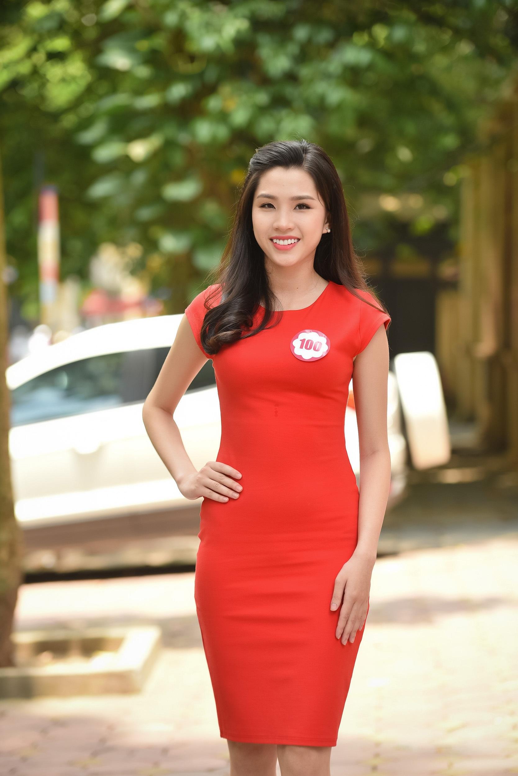 32 người đẹp vào chung khảo phía Bắc Hoa hậu Việt Nam 2016 - 12