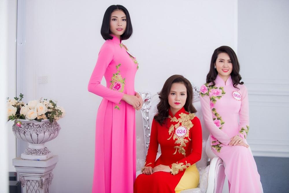 Nhiều thí sinh Cần Thơ, Lâm Đồng lọt Chung khảo phía Bắc Hoa hậu VN 2016 - 9