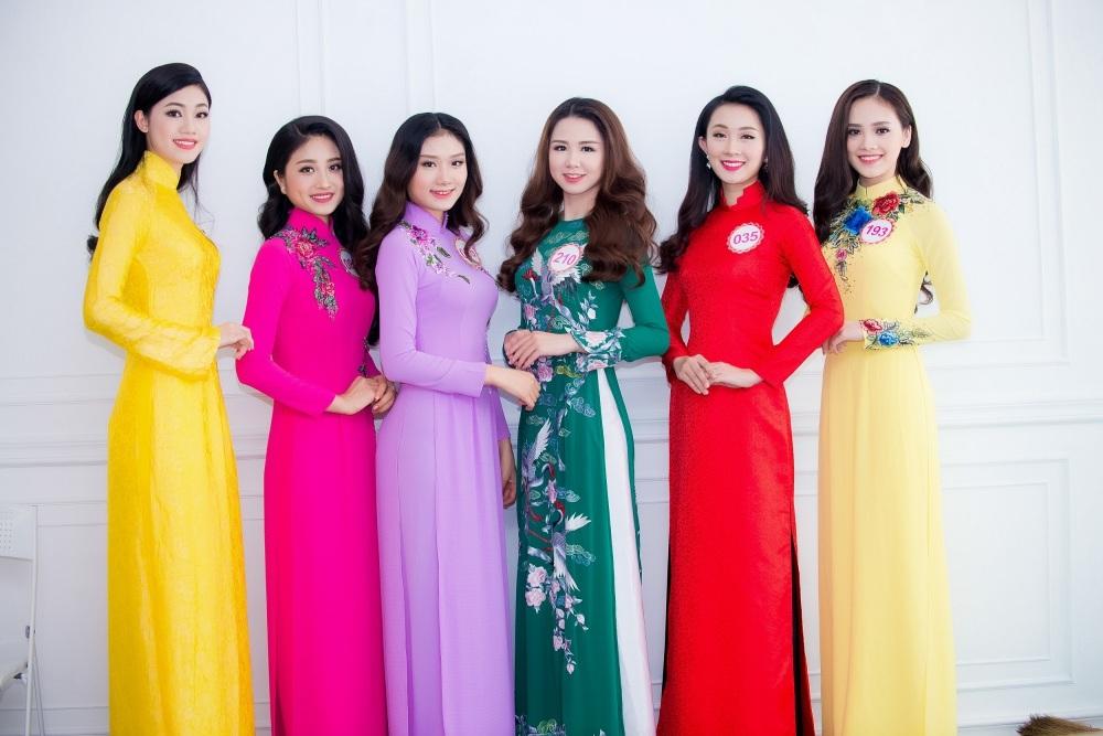 Nhiều thí sinh Cần Thơ, Lâm Đồng lọt Chung khảo phía Bắc Hoa hậu VN 2016 - 4
