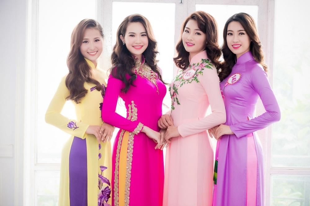 Nhiều thí sinh Cần Thơ, Lâm Đồng lọt Chung khảo phía Bắc Hoa hậu VN 2016 - 2