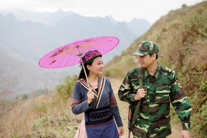 Tham gia cùng Khánh Hòa trong Album là diễn viên Thiện Tùng.