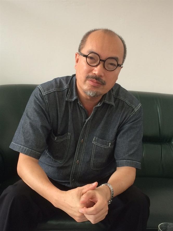 Ông Vi Kiến Thành - Cục trưởng Cục Mỹ thuật, Nhiếp ảnh và Triển lãm. Ảnh: TL.