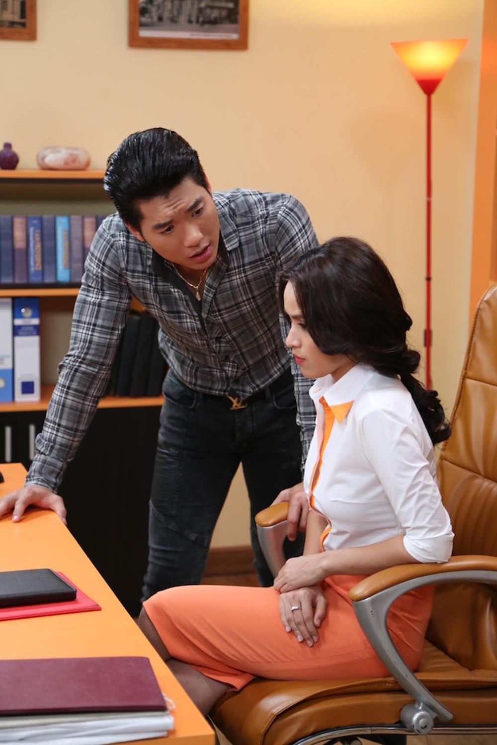 Trong hành trình đổi đời, Tài sẽ có cuộc gặp gỡ đầy trớ trêu với nhân vật Dũng do diễn viên, người mẫu Trương Nam Thành thủ vai.