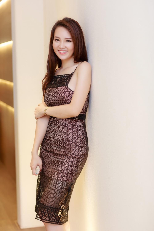 Thuỵ Vân là Á hậu được xem viên mãn nhất với công việc ổn định và gia đình hạnh phúc.