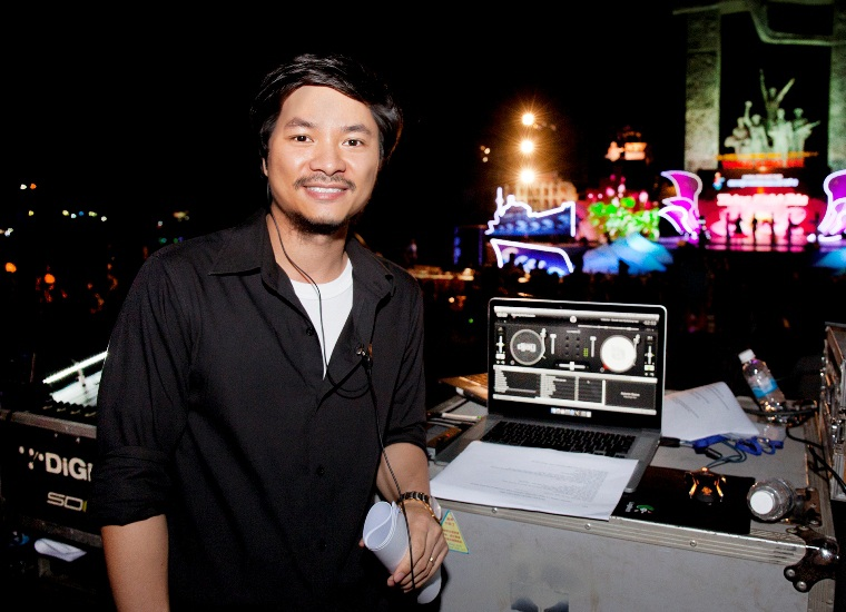Đạo diễn Hoàng Nhật Nam sẽ là đạo diễn của LHP Quốc tế Hà Nội IV. Ảnh: TL.
