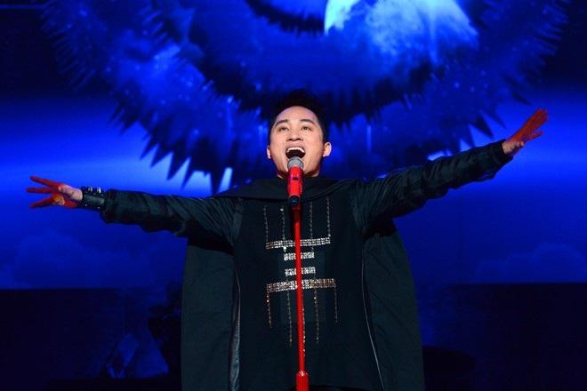 Tùng Dương sẽ thổi bùng những ca khúc về biển và ca khúc về tình yêu cuộn trào... trong âm nhạc Nguyễn Cường.